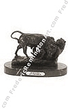 Frederic Remington Bronze Statues and Sculptures